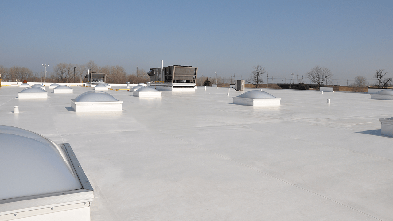 Duro-Last Roof By Dallas-Fort Worth Commercial Roofing Contractors