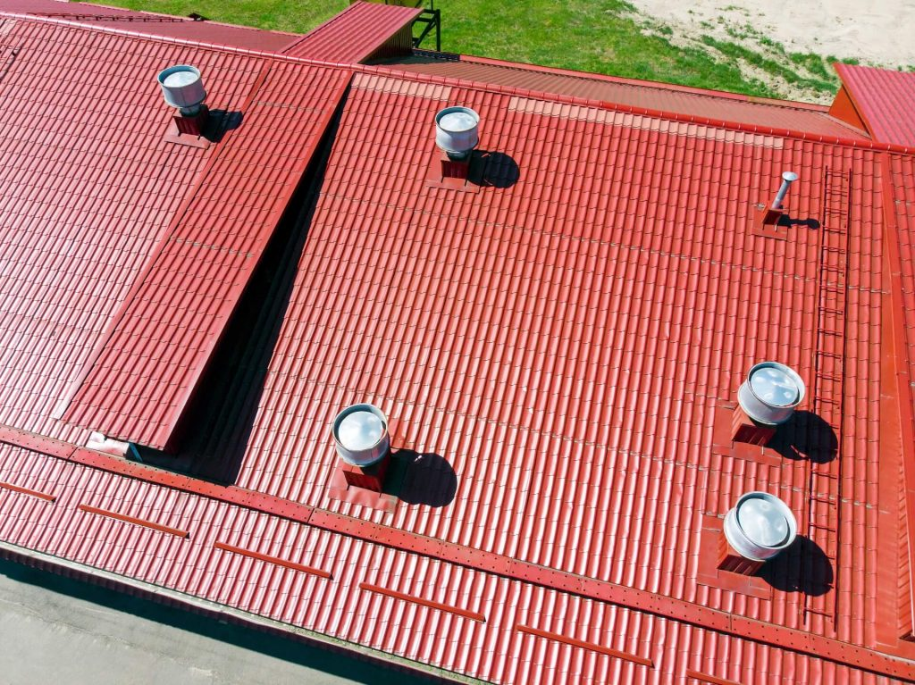 Commercial Metal Roofing Replacement In Dallas-Fort Worth